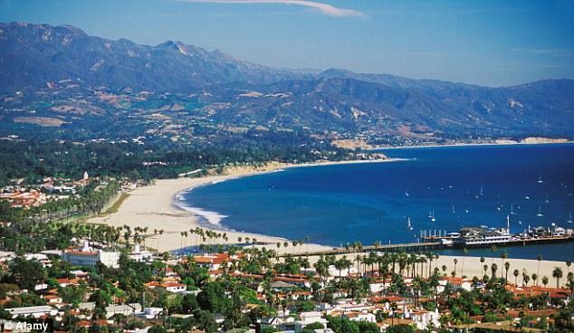 Santa Barbara shore